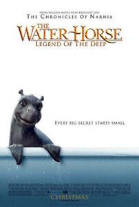 Die Wasser Pferd: Legende Of The Tief (Zweiseitig Advance) Original Filmposter