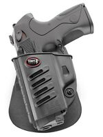 Fobus - Brs Lh - Beretta Type F, Sd, Inox, M9, 92a1 & 96a1 - Left Paddle Holster
