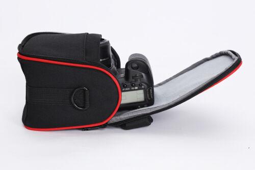 Spalla Fotocamera Borsa Custodia Per FUJIFILM X-T3 X-T30 X-T100 X-A3 X-E3