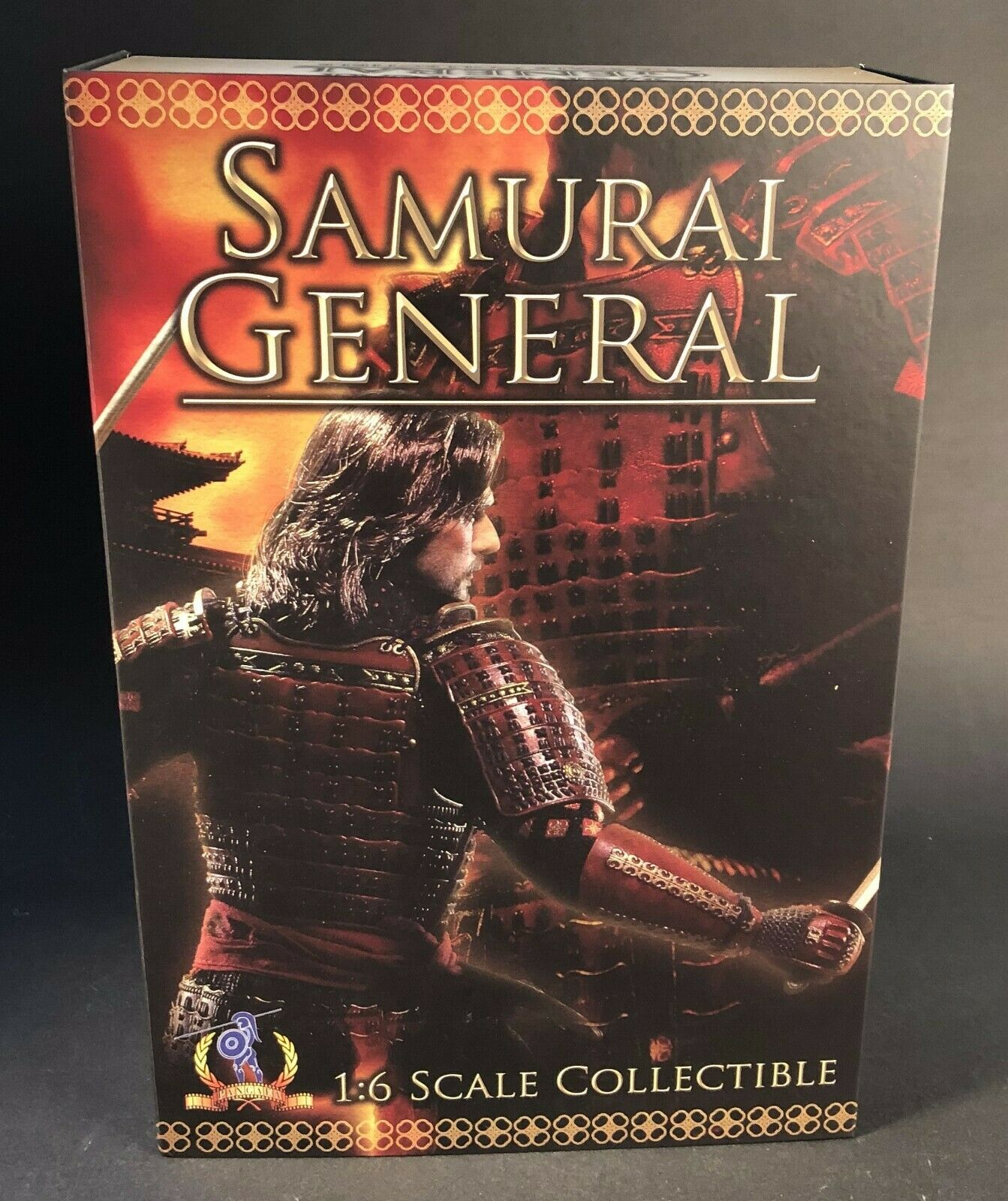 1 6 Pangaea Toy PG06 Samurai General The Last Samurai Nathan Algren Figure
