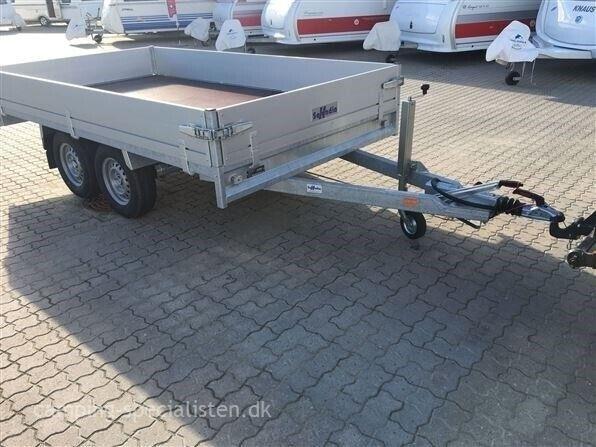 Trailer, Selandia Anssems PSX 325, lastevne (kg): 2060