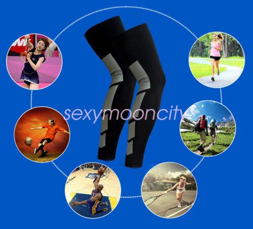 Basketball Leg Long Sleeves Knee Protector Sports Supplies 5 Colors