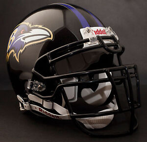 RAY-LEWIS-Edition-BALTIMORE-RAVENS-Riddell-AUTHENTIC-Football-Helmet-NFL