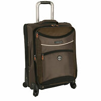 Timberland Route 4 Cocoa Spinner 20 Carryon Suitcase Luggage $340 Value