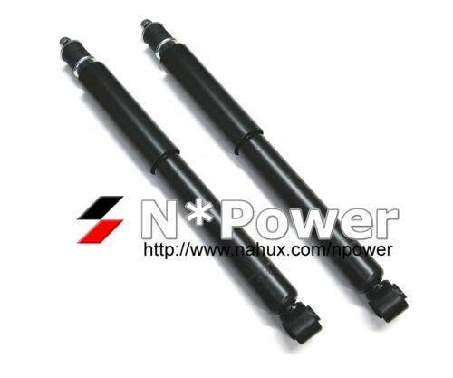 GAS SHOCK Absorber REAR PAIR FOR TOYOTA RAV4 SXA10C 1997-2000 2.0L DOHC 3S-FE