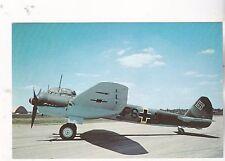 "*Germany Plane Postcard-""Zerstoerer"" /All Purpose Bomber Engines/ (#473)"