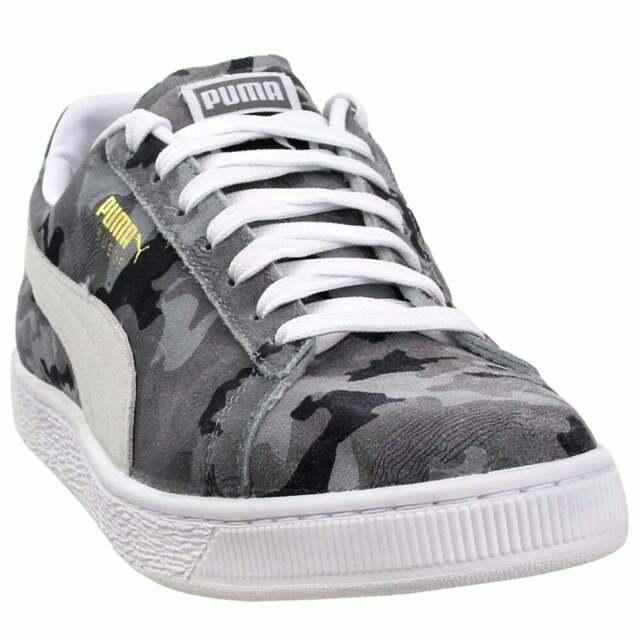 Puma Suede Classic Ambush Sneakers Casual - Grey - Mens