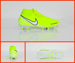 Détails sur Nike Chaussures de Football Phantom Vsn Academy Df Fg MG AO3258 717 Jaune Août