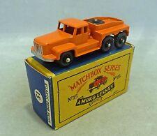 Moko Lesney Matchbox Toys MB15b Atlantic Prime Mover Tractor Unit