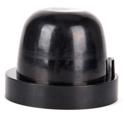 2Pcs 70mm Inner Dia Rubber Housing Seal Cap Dust Cover for Car LED Headlight HC