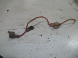 2009 YAMAHA GRIZZLY 125 FUSE WIRES WIRING | eBay