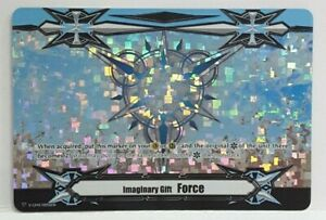 Imaginary Gift ForceV-GM//0028ENSCRMarkerCardfight! Vanguard