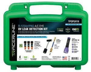 R1234yf Pag A C Dye Uv Leak Detection Kit Hbf Tpopuv19 Brand New Ebay