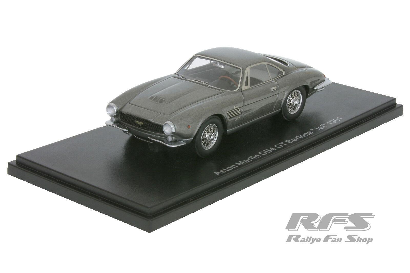Aston Martin db4 GT Bertone Jet-Gris Metallic-année 1961 - 1:43 Neo 44575 | Modèles à La Mode  | Luxuriante Dans La Conception  | Pas Chers  | Conception Habile