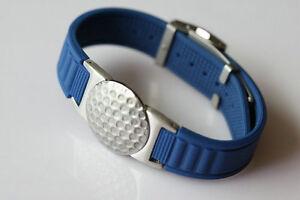 Blue Magnetic Health Golf Ball Marker