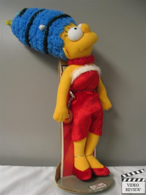 Julhögtid Marge Simpson Applåder 20 -centidter lång The Simpsons Brand New