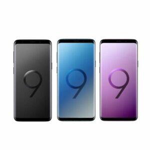 Samsung-Galaxy-S9-Plus-SM-G965-64GB-GSM-Unlocked-4G-LTE-Android-Smartphone-C