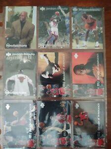 1998 Upper Deck Jordan Tribute MJ Reflections/1994 Jordan Decade of Dominance