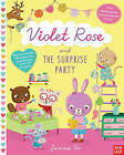 Violet Rose and the Surprise Party Sticker Activity Book by Nosy Crow (Paperback, 2015)