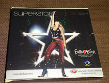 Eurovision Song contest 2006 Turkey Sibel Tuzun Superstar promo DVD/CD/CDrom