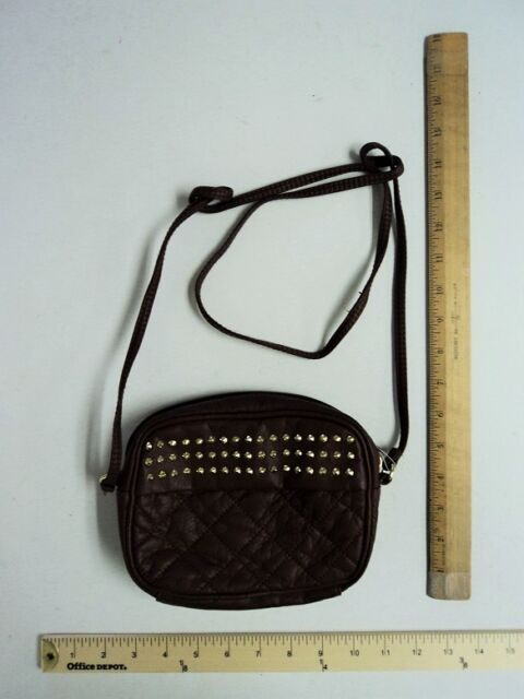 0c9026205d84b9 Buy Women's Candies Mini Brown Purse Handbag Cute Tote Flash 2 Days ...