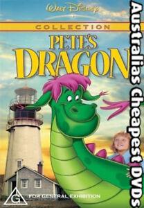 Pete-039-s-Dragon-DVD-NEW-FREE-POSTAGE-WITHIN-AUSTRALIA-REGION-4