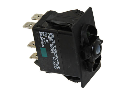 Carling Schalter on//off ohne LED 1-polig CA1000 V-Serie Zubehör