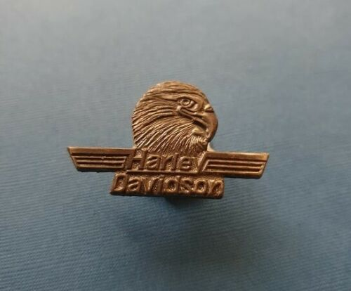 """/""""Eagle/"""" HD Biker 2 x 3,1 cm Harley Pin Jacke"""