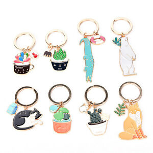 1pc-Creative-Succulent-Plants-Cactus-Keychain-Key-Ring-Keyfob-Key-Chain-SP