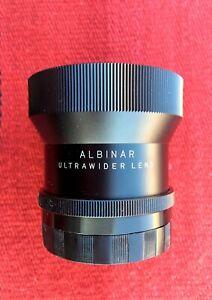 ALBINAR ULTRAWIDER LANSE 52mm SER VII - made in Japan