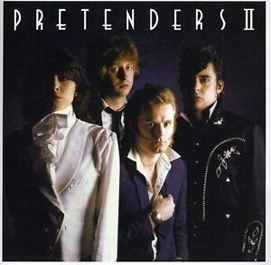NEW-CD-Album-The-Pretenders-Pretenders-II-Mini-LP-Style-Card-Case