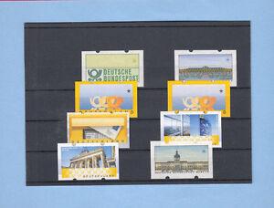 VariÉtÉ-collection Distributeurs Automatiques De Marque Bund & Berlin ** Nº 1/2/3/4/5/6/7 & Berlin 1-tion Automatenmarken Bund & Berlin ** Nr.1/2/3/4/5/6/7 & Berlin 1fr-fr Afficher Le Titre D'origine Quell Summer Soif