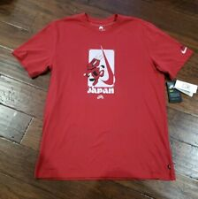31ed123a909d61 Nike Air Jordan Slam Dunk 2 T-shirt Size XL Shohoku  10 AJ VI Japan ...