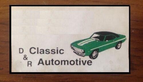 Spoiler Studs Kit 8pc Rear 67 68 69 Camaro Firebird *In Stock* screw set