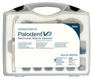 Palodent V3 Introductory Kit Dentsply Matrix System Ebay