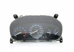 Honda-Civic-6-1998-1-4-Benzin-Petrol-Tacho-CLUSTER-Kombiinstrument-speedometer