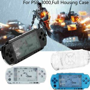 Full-Housing-Shell-Case-Cover-Faceplate-Set-Repair-Part-for-PSP-3000-Slim-Series