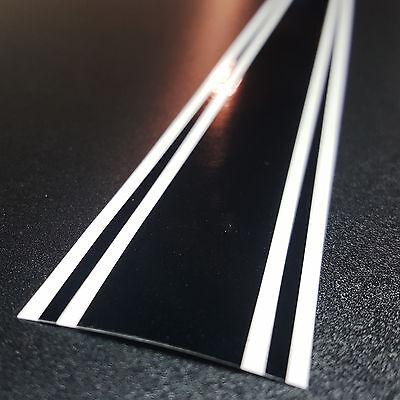 "3"" x 72"" Vinyl Racing Stripe Pinstripe Decals Stickers *18 COLORS* Stripes"