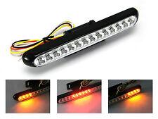 Custom Universal Motorcycle Motorbike Bike LED Tail Light Integrated Indicators