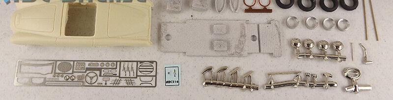 ABC BRIANZA KIT BRK43316 LANCIA AURELIA B52 1953 CH.B52/1052
