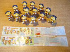 KINDER UOVO Toys 13 Leoni LA GRANDE LEOVENTURAS LEO VENTURAS 1993 capriccioso Fred in buonissima condizione