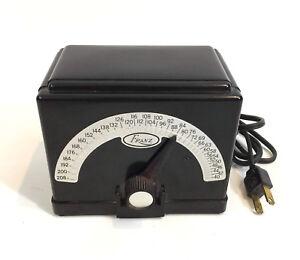 Capable Vintage Franz Electric Métronome Modèle Lm-4 En Bakélite Art Déco Musique Tempo Beat-afficher Le Titre D'origine Dissipation Rapide De La Chaleur