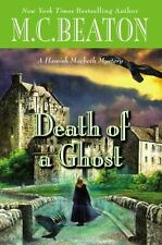 A Hamish Macbeth Mystery: Death of a Ghost 32 by M. C. Beaton (2017, Hardcover)