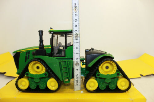 Ertl 45551 John Deere 9570 RX raupentraktor tractor 1:32 nuevo en OVP