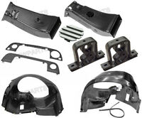 Bmw E36 M3 1995-1999 Genuine Exhaust Hangers + Brake Air Ducts + Cover Trim Cap on Sale