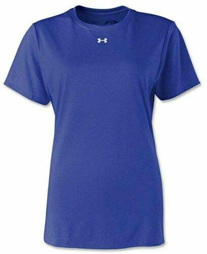 Under Armour Women/'s Locker T Shirt   Medium   Large  1305510   Royal Blue