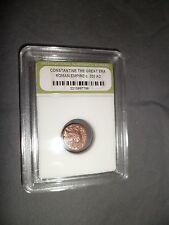 Constantine The Great Era Roman Empire Coin c. 330 AD in sealed case Low Grade