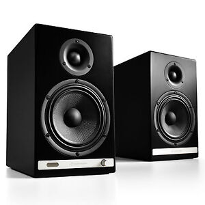 a6a3e1cc6 Image is loading Audioengine-HD6-Premium-Powered-Wireless-Bluetooth-Speakers -Pair-