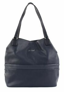 Mustang Emily Dark Shopper Sac Lvo Pittsburg Blue ppaBqwrvnx