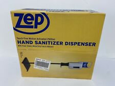 Zep Hand Dispenser Cleaner Touch Free Motion With Stand 8454 Oz Tfhsu 1 2500pl